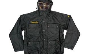 Trainerspotter Waxed Jacket