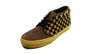 Vans Chukka Boot LX Pony | Brown