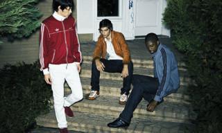 Adidas x Vespa Spring/Summer 2009