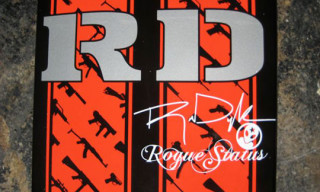 Rogue Status x Alien Workshop Rob Dyrdek Pro Model