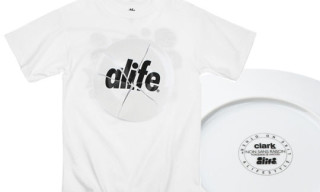 Alife x Clark Magazine x Non Sans Raison | T-Shirt & Plate