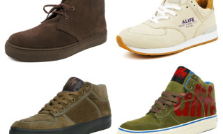 Alife Fall 2008 Footwear | Delivery 2