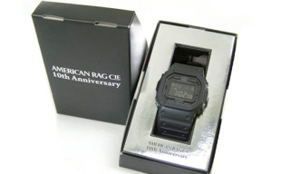 G-Shock x American Rag & Cie 10th Anniversary Watch