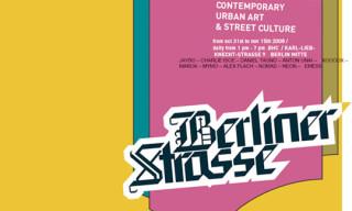 Berliner Strasse: Contemporary Street Art Fair