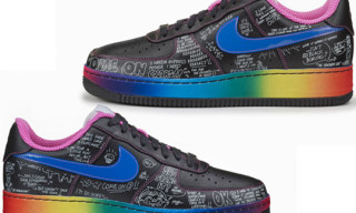 Busy P x Nike Air Force 1 US Release