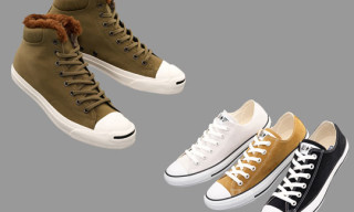 Converse Japan 100th Anniversary | November Releases