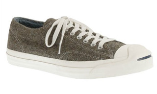 Converse Jack Purcell Herringbone For J.Crew