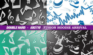 Kiks TYO x Double Hard Fusion Hoodies