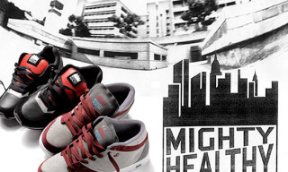 DVS x Huf x Mighty Healthy