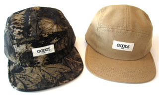 Goods Fall 2008 5-Panel Caps