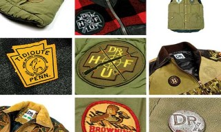 """Huf x Dr. Romanelli """"The Hunting Club"""" Collection"""