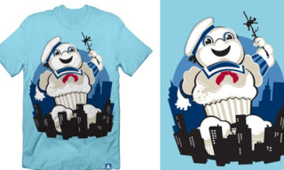 """Johnny Cupcakes """"There's Something About The Cupcake Mix"""" T-Shirts"""