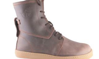Maharishi x Po-Zu Woodland Boots