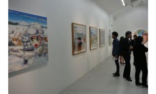 """Mr. """"Nobody Dies"""" at Gallery Emmanuel Perrotin"""