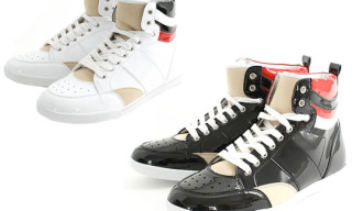 Nano Universe High Top Sneakers