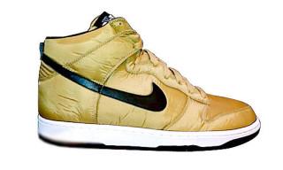 Nike Dunk High Vandal Premium   Gold/Black