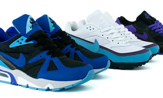 Nike Fall 2008 | Air Structure / Air Max BW / Air Max 90