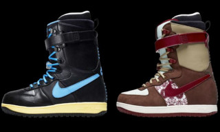 Nike Snowboarding Fall/Winter 2008 | October Releases