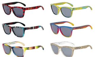 Oakley x Andrew Petterson | Hand-Crafted Artist Series Frogskins