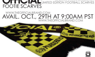 Official Footie Scarves