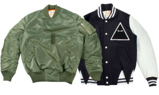 Phenomenon Vs. Revolver Stadium Jacket & MA-1 Pullover