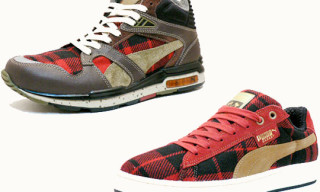 Puma Flannel Pack | Basket 2 & XS850 Mid