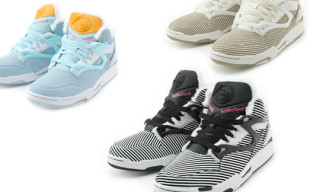 Reebok Pump Omni Artist Collection