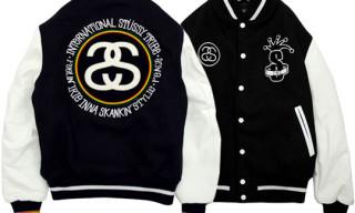 Stussy I.S.T. Varsity Jacket