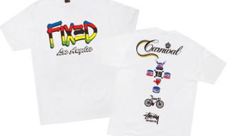 "Stussy ""Los Angeles Fixed"" T-Shirt"