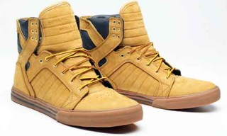 Supra Skytop | Wheat