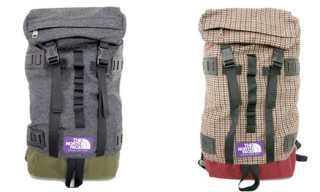 The North Face Purple Label Herringbone Collection