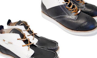 The Vael Project Fall/Winter 2008 Footwear