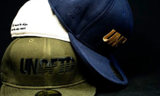 Undefeated Fall 2008 Fleece New Era Caps