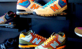 Undefeated x New Balance H574J