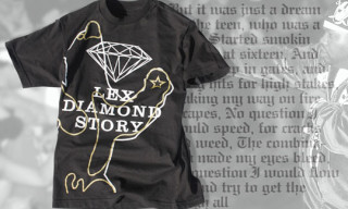 UXA x Diamond Supply Co. | Les Diamond Story