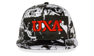 UXA NY Skateboarding Collage Cap