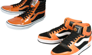 Vans Japan Halloween Pack | Sk8 Hi & V2041