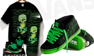 "Vans x CCS ""Halloween Pack"" By JP Elliot"