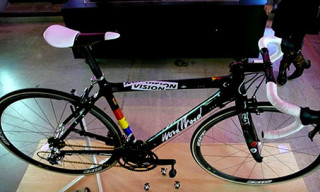 Wood Wood x Vision Bike Preview @ Black Block