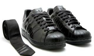 "adidas x David Z. ""Black Tie Project"" Superstar"