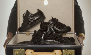 "adidas Superstar ""Black Tie"" Project"