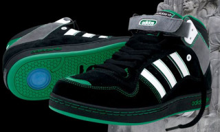 adidas Skateboarding Holiday 2008 Collection
