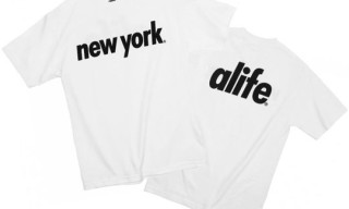 "Alife NYC ""New York"" & ""Vancouver"" T-Shirts"