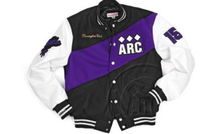 Mitchell & Ness For A.R.C. Varsity Jackets