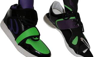 Ato Cow Hide Boots & Sandal