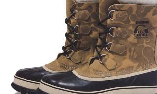 Bape x Sorel Boots