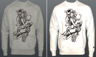 Billionaire Boys Club x Rockin Jelly Bean Crewneck Sweaters