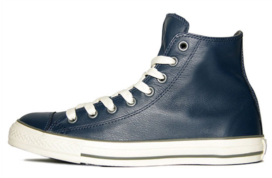 converse leather chuck taylors