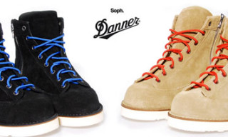 Sophnet x Danner Fall/Winter 2008 Boots