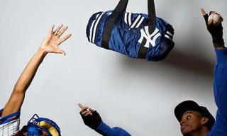 Dee & Ricky x No Mas Duffle Remix Bags